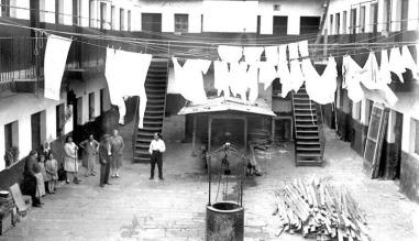 Conventillo Mediomundo- Montevideo